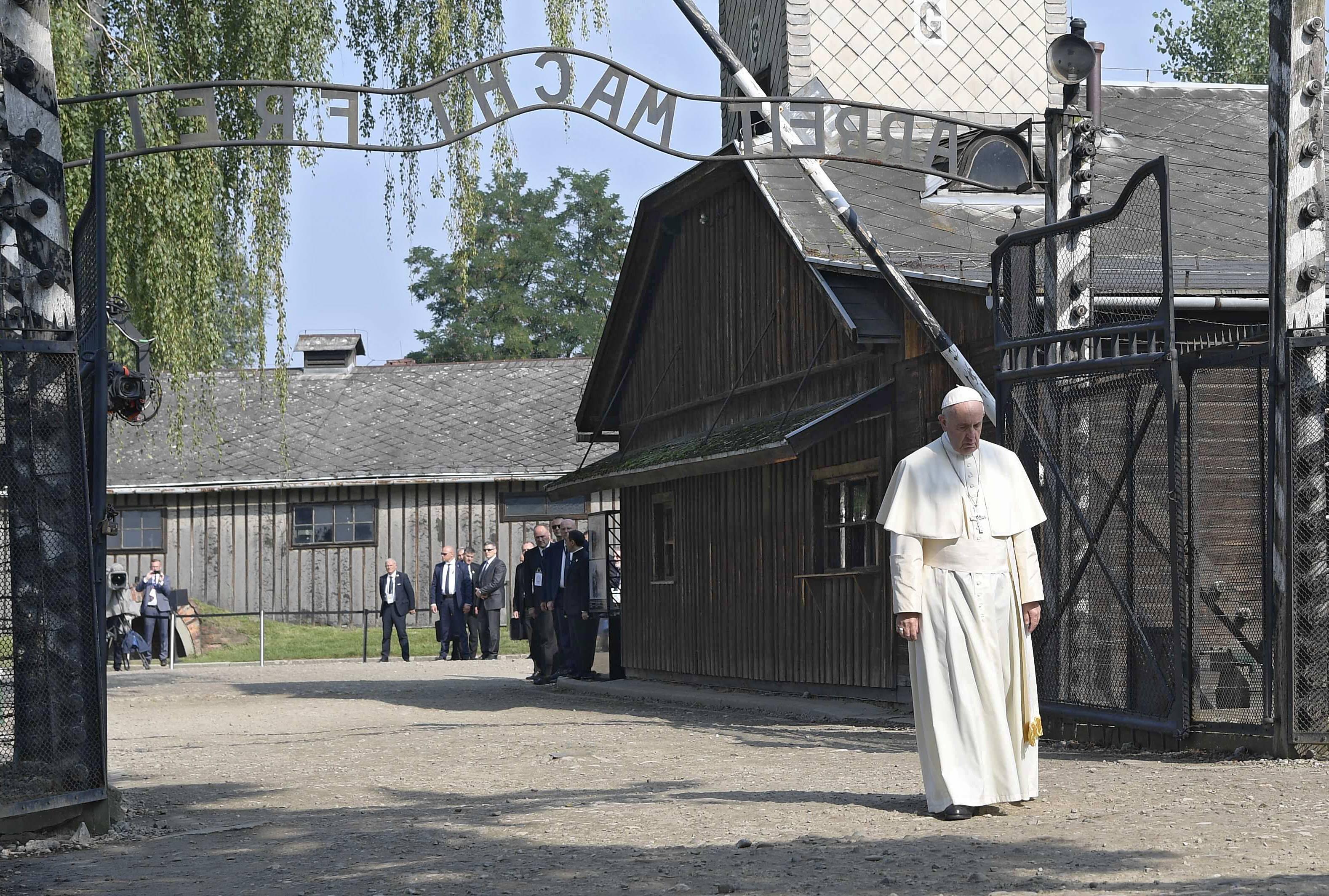 Papst Besucht Auschwitz Münchner Kirchenradio